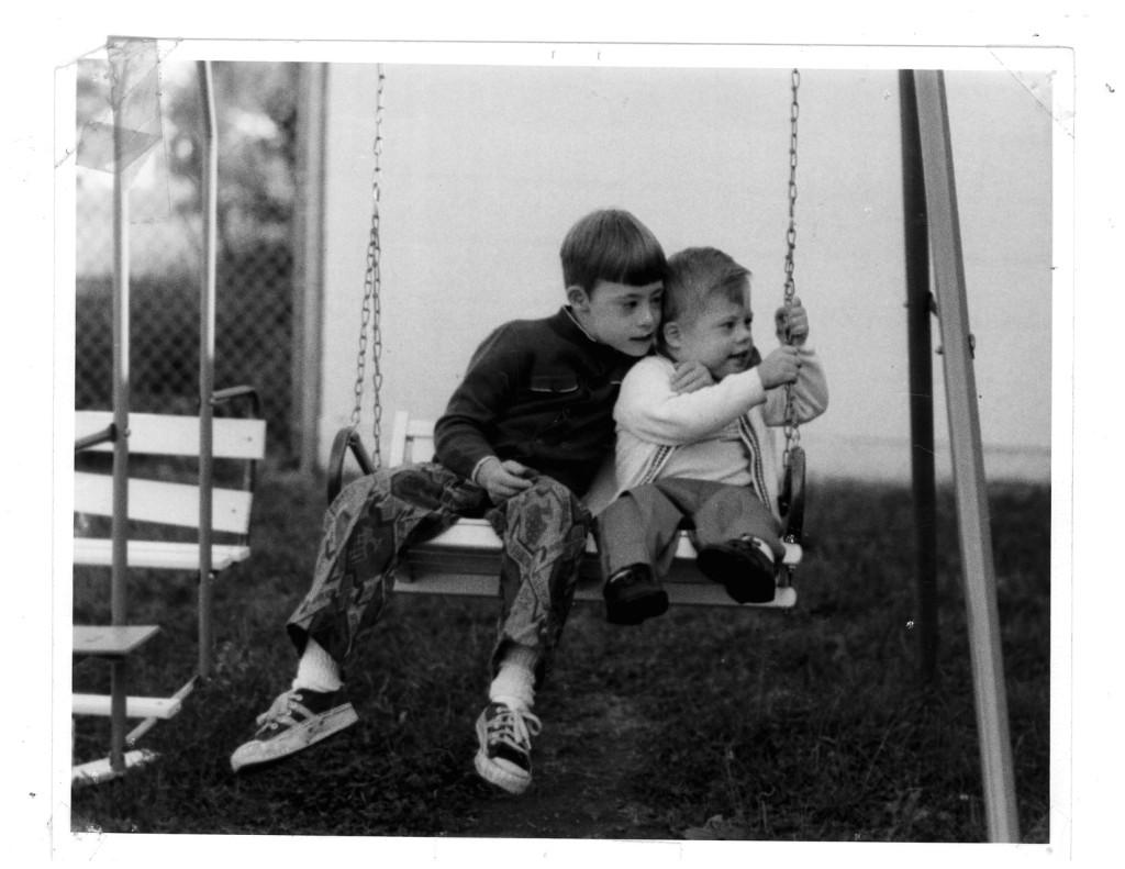 Boys on a Swing 1969 - 1970